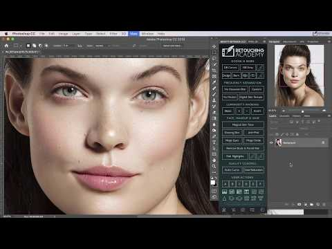 BEAUTY RETOUCH Panel: Digital Skin Texture