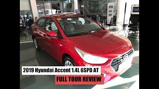 ALL NEW 2019 HYUNDAI ACCENT || FULL TOUR REVIEW