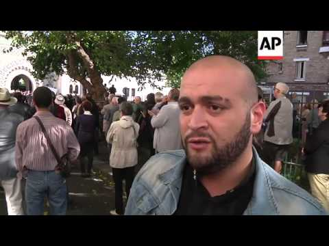 French Muslims comment on the beheading of French tourist in Algeria