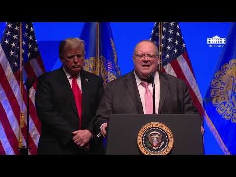 President Trump Delivers Remarks at 91st Annual Future Farmers of America Convention and Expo