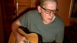 Walk A Mile In My Blues-original acoustic blues
