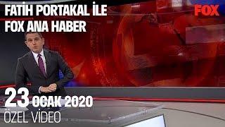 Ege'deki adalarda ne oluyor?  23 Ocak 2020 Fatih Portakal ile FOX Ana Haber