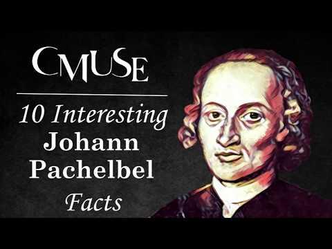10 Interesting Johann Pachelbel Facts