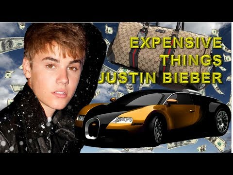 9 Expensive Things Owned By Justin Bieber