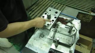 Заточка РК штампа + трохи поняття про інструменталку.