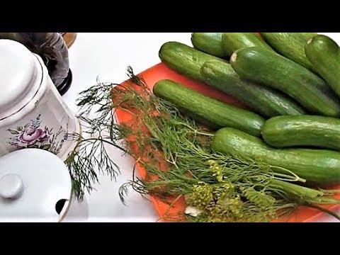 Малосольные огурчики за час. Огурчики  супер быстро. Малосольные огурцы рецепт/ Salted Cucumbers .