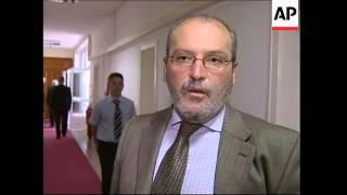 Kosovo Albanian politician reax to Serbian referendum