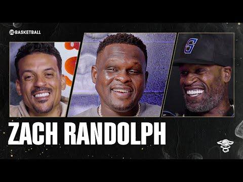 Zach Randolph | Ep 95 | ALL THE SMOKE Full Episode | SHOWTIME Basketball