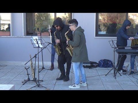 Musica d'insieme al Liceo Vallone