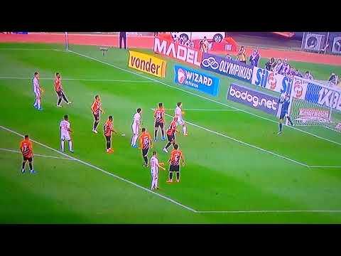 Segundo tempo do Antony vs Atlético paranaense