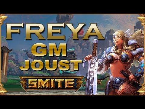 SMITE! Freya, Sin feed no hay paraiso! GM Joust #67