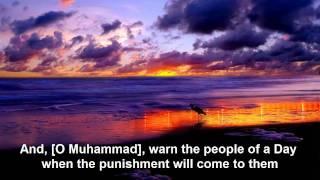 Surah Ibrahim (Abraham) -  Mishary Rashid Al-afasy - English Translation