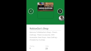 [StreetGamer] ROBLOX Check out my games On Roblo
