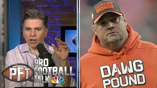 Freddie Kitchens, John Harbaugh under scrutiny following Week 3   Pro Football Talk   NBC Sports