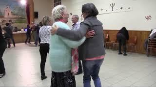L'association de danse Le Pied Léger à Givry (89)