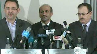 الائتلاف السوري المعارض يدعو الكونغرس إلى دعم توجيه ضربة للنظام