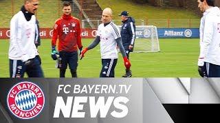 Bayern squad close to full strength – Focus turns to Dortmund showdown