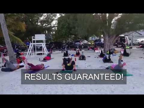 Outdoor Fitness Bahamas 2017
