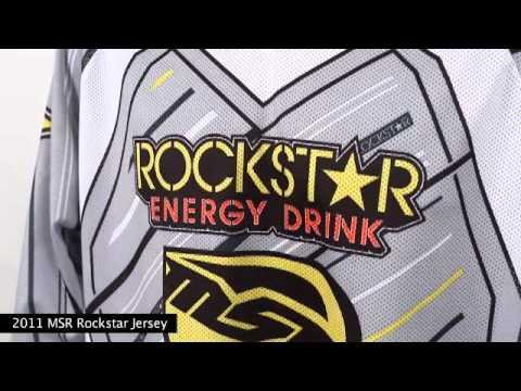 MSR 2011 Rockstar Renegade Jersey at BustersDirtShop.com