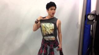 BTS: FABE MAGAZINE COVER SHOOT