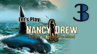 Nancy Drew 9: Danger on Deception Island [03] w/YourGibs - CRAB HELPS ACE HOLT'S SEAMANSHIP QUIZ