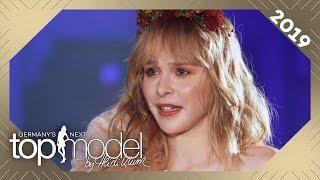 Heidi testet Selbstbewusstsein: Models müssen eine Liebeserklärung machen | GNTM 2019 | ProSieben