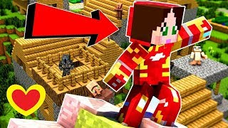 PopularMMOs Pat And Jen Minecraft  JOINING THE AVENGERS!!!   SUPERHEROES TRAINING   Custom Map