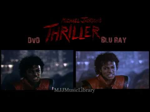 Michael Jackson's Blu Ray Thriller Used In MoonWalker (The Movie)