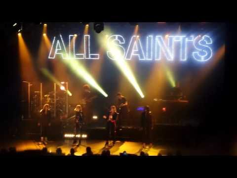 All Saints Southend On Sea 2016 - This is a War, War of Nerves, One woman Man part recorded
