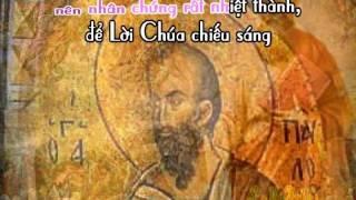 Thánh Phaolô Tông Đồ (mnv) - demo - http://songvui.org