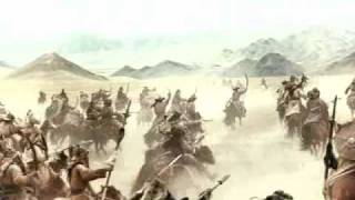 ! Mongol War Scene & Dark Tranquility - Therein !