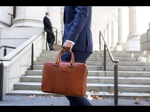 Top 5 Best High End  Briefcase for Men  for Office, Travel and Great Looking