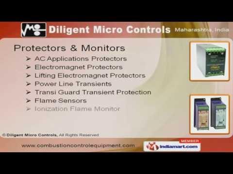 Flame Sensors & Enclosure by Diligent Micro Controls, Mumbai