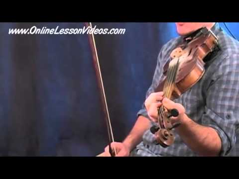 Canon In D - Reel - for Irish Fiddle by Ian Walsh