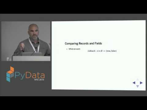 Mike Mull: The Art and Science of Data Matching
