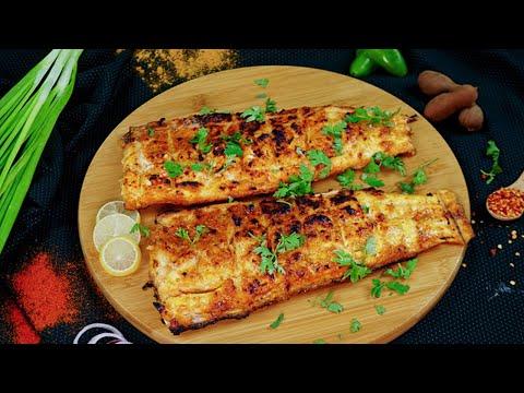 Grill Fish Recipe By SooperChef