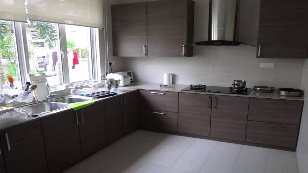 Formica Kitchen Cabinets Hansgrohe Faucet Reviews Kitchens Wood مطابخ خشب فورمايكا - Youtube