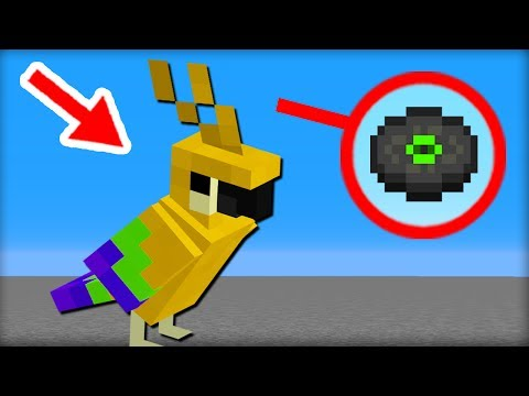 ✔ Minecraft: 20 Things You Didn't Know About the Parrot