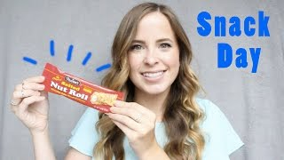 Snack Day: Salted Nut Roll Review | Heather Pickles