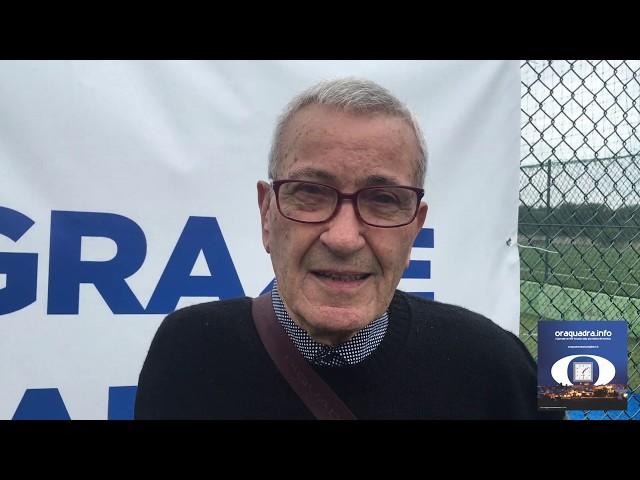I 90 anni di Angelo Russo con  una festa a sorpresa