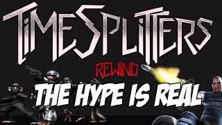 Timesplitters Rewind-A Game That Could Be Epic(Timesplitters 2+Future Perfect Gameplay)