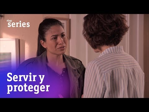 Servir y proteger: Nacha discute con Teresa #Capítulo268 | RTVE Series