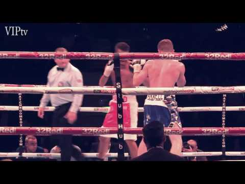 Tom Farrell v Farid Hakimi at Echo Arena 15th Oct 2016