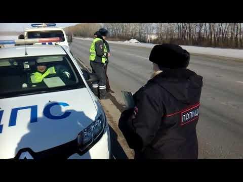 Путинские шлюхи на дорогах Кузбасса