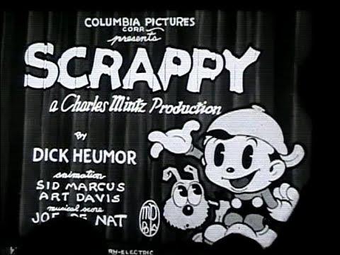 The Beer Parade (1933 Columbia Scrappy Cartoon)