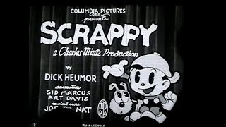 The Beer Parade (1933 Columbia Scrappy Cartoon)