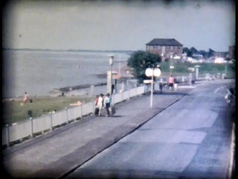 8mm 1961 Wilhelmshaven & Hooksiel - Germany