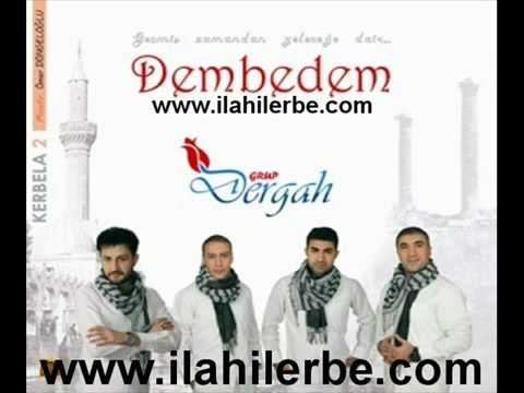 Grup Dergah - Çöl Yamandır (2012) ilahi dinle.mp4 ehlibeyt