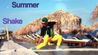 Танец Хип-Хоп - Сэм Захаров | Греция, остров Санторини(Жара уже наступила, а мы попали уже 1 июня на прекрасный Греческий остров Санторини! И вот новое танцевально..., 2013-06-11T05:13:19.000Z)