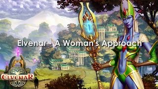 Elvenar - A Woman's Approach